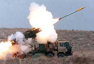 Pinaka multiple launch rocket system