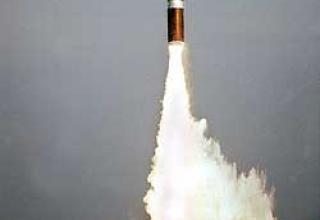 UGM-73A Poseidon-C3 strategic missile system