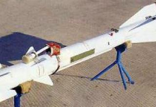 Short range guided missile P-60