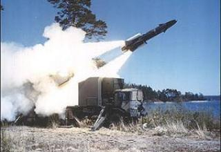 Anti-ship missile system RBS-15ka