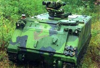 RBS-56 BILL anti-tank missile system