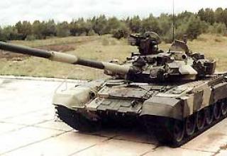 Manned Tank Arms System 9K119 (9K119M) Reflex