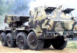 Fighting vehicle RM-70