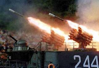 Antisubmarine missile complex RPK-8