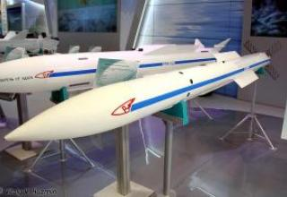 R-77-1 medium-range aviation missile (RVV-SD product 170-1)