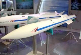 R-77-1 medium-range aviation missile (RVV-SD product 170-1)