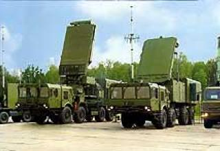 Air defense missile system С-400 'Triumph'