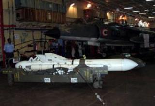 Sea Eagle anti-ship missile
