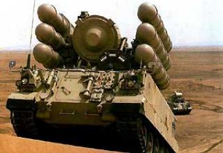 Shanine anti-aircraft missile system