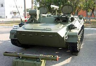 Antitank complex 9P149 Assault-S