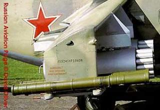 Storm-B anti-tank missile system