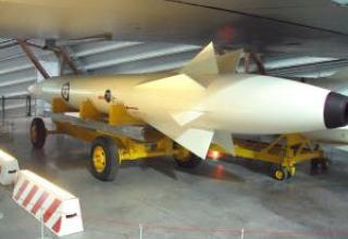 Airborne ballistic missile XAGM-48A Skybolt
