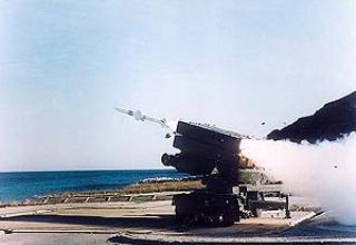 Skyguard-Sparrow anti-aircraft missile system
