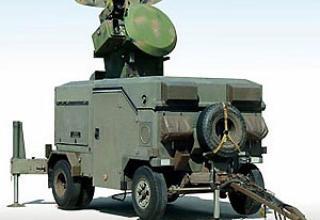 Skyguard-SAHV anti-aircraft missile system