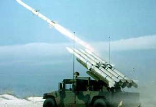 SLAMRAAM medium-range anti-aircraft missile system