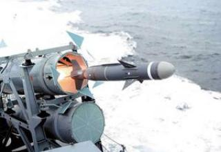 SLSS anti-ship missile system