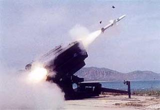 Spada anti-aircraft missile system