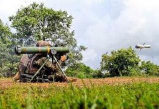 Spike-LR multi-purpose missile system