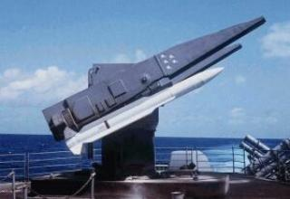 Standard-1 anti-aircraft guided missile