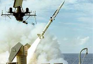 Standard-2 anti-aircraft guided missile