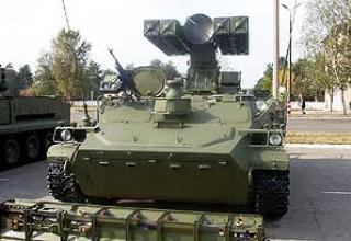 Anti-aircraft missile system 9K35M3 'Arrow-10M3' (9K35M 'Arrow-10M')