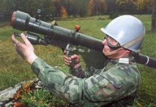 """9K32M """"Arrow-2M"""" portable anti-aircraft missile system"""