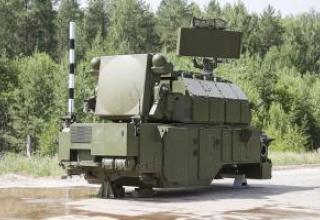 "Tor-M2KM"" Anti-aircraft missile system 9M331MKM"