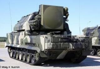 Anti-aircraft missile system 9K330 Tor