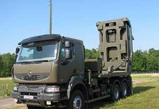 VL MICA anti-aircraft missile system