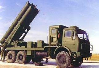 302 mm multiple launch rocket system WS-1B (WS-1)