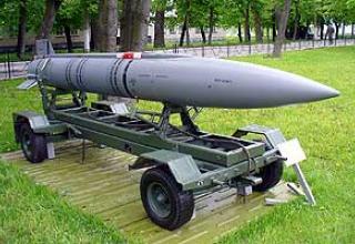 X-15 aeroballistic missile