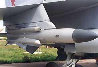 Antimissile missile X-31P (X-31PD)