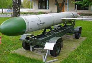 Kh-55 strategic cruise missile (KV-500)