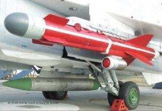 Aircraft guided missile X-59MK (X-59MK2)