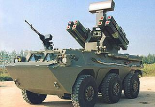 Yitian anti-aircraft missile system
